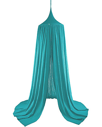 Numero 74 Canopy - Aqua Blue - Cotton Muslin Canopies