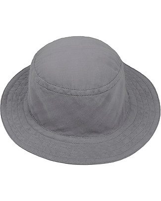 Numero 74 Cappellino Estivo Andy, Grigio Pietra - Cotone bio  Cappelli Estivi
