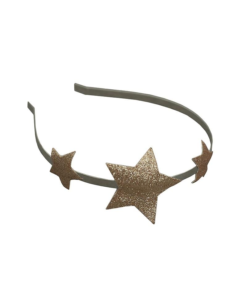 nuovi stili come acquistare marchi riconosciuti Numero 74 Cerchietto per Capelli - Stella d'Oro Glitter bambina
