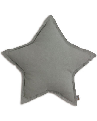 Numero 74 Cuscino Stella Medium - Argento Cuscini Arredo