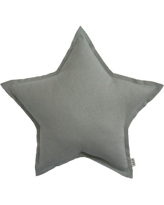 Numero 74 Cuscino Stella Mini - Argento Tulle Cuscini Arredo