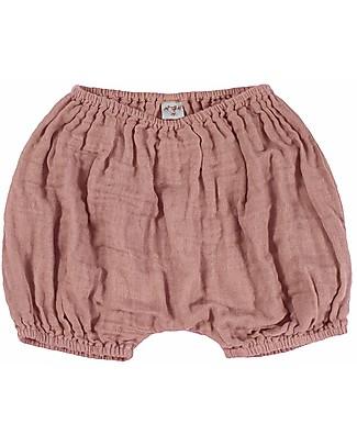 Numero 74 Emi Pantalone Palloncino Copripannolino Bloomer - Dusty Pink Pantaloni Corti