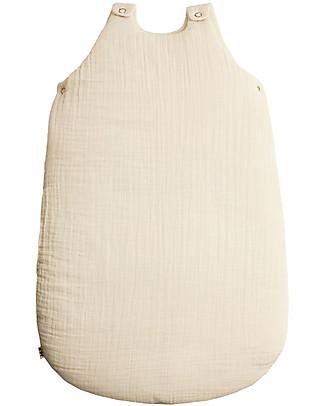 Numero 74 Sacco Nanna Invernale, Natural – 100% Cotone Sacchi Nanna Leggeri