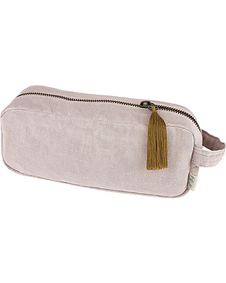 Numero 74 Trousse e Astuccio Essential Purse Medium, Cipria - Cotone bio null