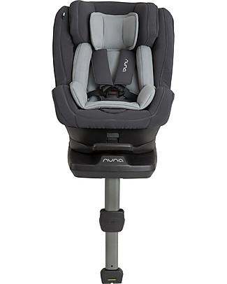 Nuna Seggiolino Auto REBL™ I-Size 0-4 anni Slate - Ruota a 360° in un clic! Accessori Seggiolini Auto