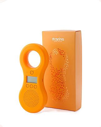 Ocarina Ocarina Lettore MP3 4GB per Bambini - Arancio - 41 contenuti omaggio! MADE IN ITALY! null