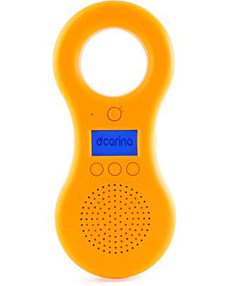 Ocarina Ocarina Lettore MP3 8GB per Bambini - Arancio - 43 contenuti omaggio! MADE IN ITALY! Lettore Mp3