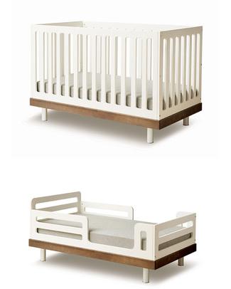 Oeuf Kit di Conversione Classic Crib - (da lettino con sbarre a lettino junior!) Culle e Ceste