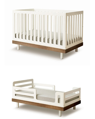 Oeuf Kit di Conversione Classic Crib - (da lettino con sbarre a lettino junior!) null