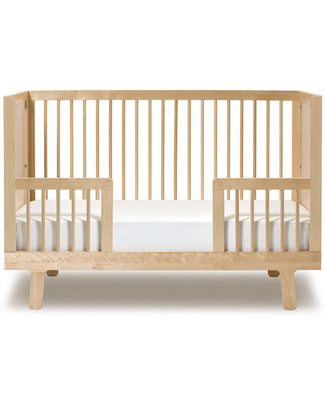 Oeuf Kit di Conversione Sparrow Crib - Betulla - (da lettino con sbarre a lettino junior!) Lettini Con Sbarre