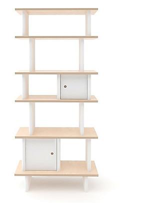 Oeuf Mini Libreria Verticale - Betulla Librerie