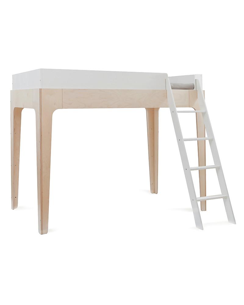 Oeuf Perch Loft, Letto Singolo a Soppalco - In legno di ...