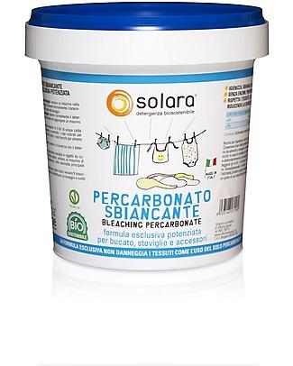 Officina Naturae Percarbonato Sbiancante per Bucato, Stoviglie e Accessori, 1 kg - Formula esclusiva potenziata Detergenza Casa