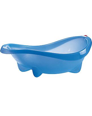 OKbaby Vaschetta Baby Laguna, Blu Trasparente - Ampia e Spaziosa! Vaschette