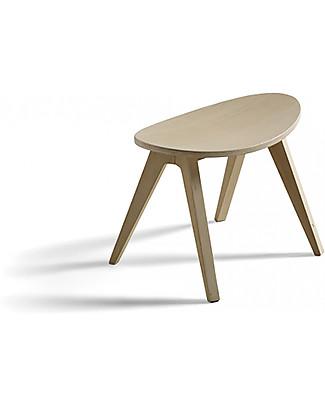 Oliver Furniture Sgabello per Bambini, linea Ping Pong, Quercia Sedie