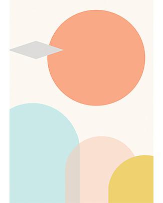 Olli Ella Poster per Cameretta, Alma – Formato A3 Posters