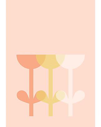 Olli Ella Poster per Cameretta, Tula – Formato A4 Posters