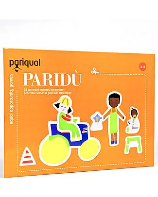 Pariqual Paridu - Calamite per inventare storie fuori dagli Stereotipi - Disegnate e prodotte in Italia Giochi Per Inventare Storie