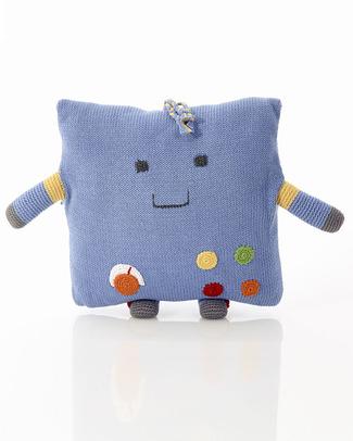 Pebble Cuscino Robot - 35 x 34 cm Cuscini Arredo