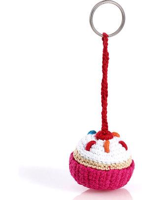 Pebble Portachiavi - Cupcake Portachiavi