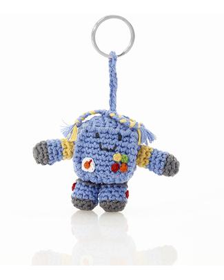 Pebble Portachiavi - Robot Portachiavi