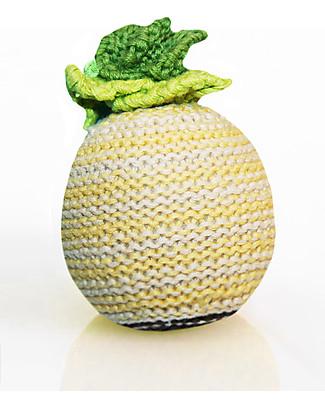 Pebble Sonaglio Frutta - Ananas - Fair Trade Sonagli