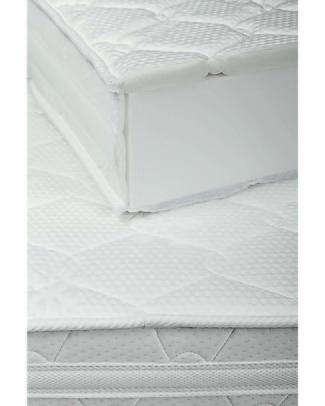 Picci Materasso Bimbi in Lattice Memory 125 x 60 cm - Due lati, estivo e invernale Materassi