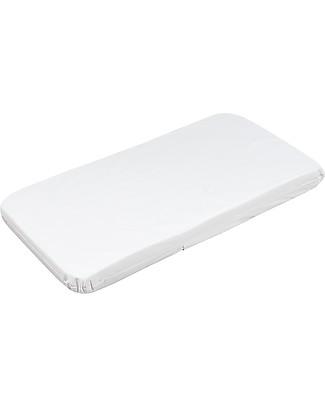 Picci Rectangular Crib Mattress, 45x90 cm - 100% Cotone Duvet Sets