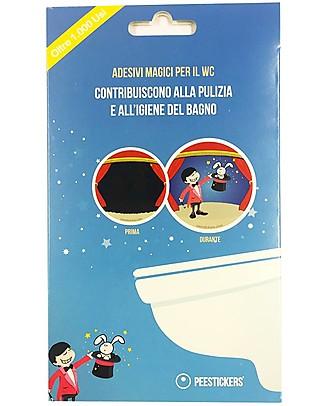 Pipiyo Sticker Magico per Togliere il Pannolino, Mago - Dura oltre 1000 pipì! Vasini