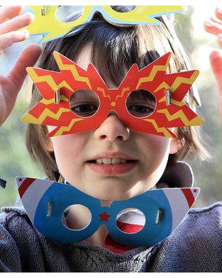 Pirouette Cacahouète I Miei Occhiali da Star - Occhiali in Cartone Riciclato Carta e Cartone