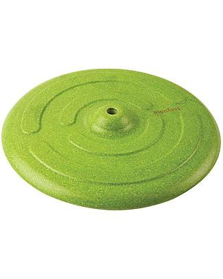 PlanToys Altalena disco in legno - Apprendere l'Equilibrio Giochi all'Aperto