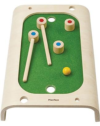 PlanToys Gioco da Tavolo Magnetico, Legno - Gioco di Strategia! Giochi Da Tavolo