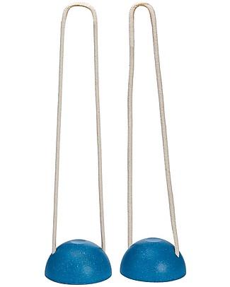 PlanToys Trampoli per Bambini in Legno - Apprendere l'Equilibrio Giochi Creativi