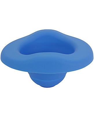 Potette 2in1 Potette Cup Home, Adattatore Riutilizzabile per Vasino Potette 2in1, Ecologico - Blu Vasini