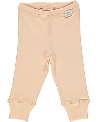 Poudre Organic Leggings in Jersey Cotone Bio, Rosa Leggings