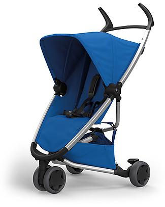 Quinny Passeggino Leggero Zapp Xpress, All Blue - Da 6 mesi a 3,5 anni! Passeggini Leggeri
