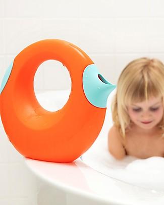 Quut Cana, Giocattolo e Innaffiatoio 500 ml, Mighty Orange - Divertente e sicuro per tutta la famiglia! Giochi da Giardinaggio