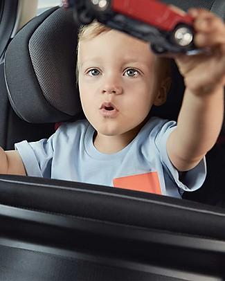 Recaro Seggiolino auto Monza Nova IS Seatfix, Gruppo I-II-III, (9-36 kg) - Xenon Blue Seggiolini Auto