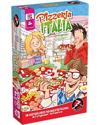 Red Glove Gioco di Carte Pizzeria Italia Memory