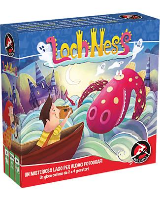 Red Glove Gioco Loch Ness - Scatta una foto al mostro e vinci! Giochi Da Tavolo