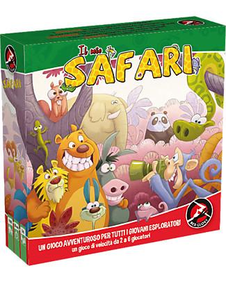 Red Glove Il Mio Safari - Impara l'alfabeto e i nomi degli animali divertendoti! Giochi Da Tavolo