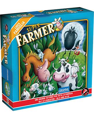 Red Glove Super Farmer - Impara la matematica con un gioco divertente! Giochi Da Tavolo