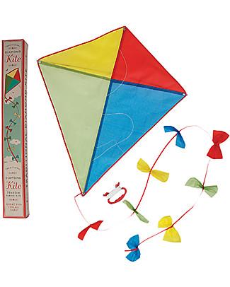 Rex London Aquilone Tradizionale, 70 x 60 cm – Ottima idea regalo! Giochi Di Una Volta