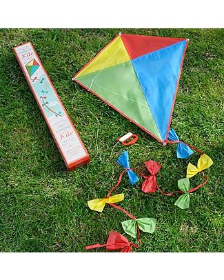 Rex London Aquilone Tradizionale, 70 x 60 cm - Ottima idea regalo! Giochi all'Aperto