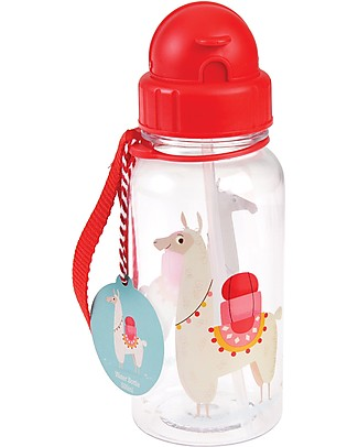 Rex London Borraccia 500 ml, Lama - Priva di BPA! Borracce senza BPA