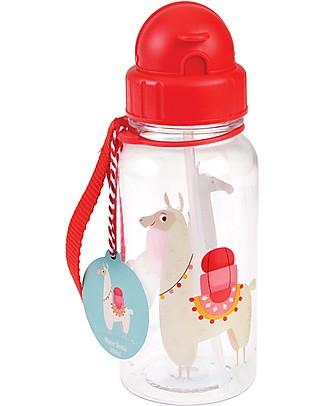 Rex London Borraccia 500 ml, Lama - Priva di BPA! Borracce senza BPA