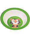 Rex London Ciotola Bimbi Tigre - Senza BPA, PVC, ftalati e piombo! Portauova e Misurini