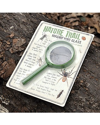 Rex London Nature Trail Magnifying Glass - Ready for adventure? STEM toys