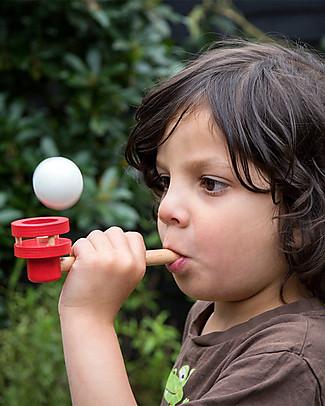 Rex London Pipa con Palline in Polistirolo - Un favoloso gioco tradizionale! Giochi Di Una Volta