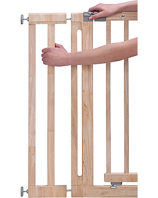 Safety 1st 16 cm Extension for Wooden U-Pressure Easy-Close Safety Gate Safety Gates